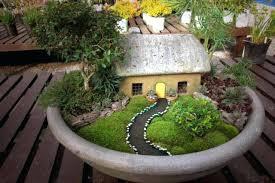 view in gallery fairy garden designs