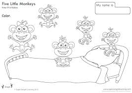 Monkey Coloring Books Monkeys To Color Charming Howler Monkey