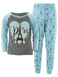 Delia S Paris Blue Pajamas For Girls