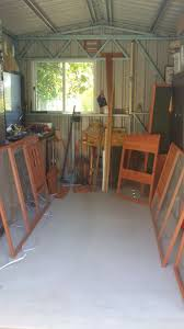 Once that was done it was time for another quick trip to Bunnings on Xmas  Eve to buy a chicken coop then dash home to get it put together in time  for