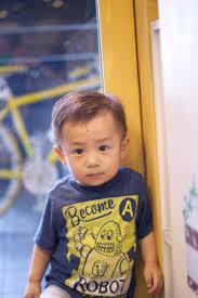 1歳8ヶ月のキッズヘアの髪型 Stylistd