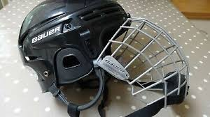 Bauer 2100 Helmet Size Chart New Bauer 2100 Hockey Helmet 54 99 Picclick