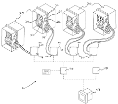 patent us7241218 fire smoke damper control system google patents notifier fsp-851r at Fsd Fire Alarm Wiring Diagram