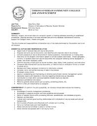 Payroll Clerk Resume Sample New Data Entry Clerk Resume