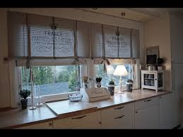 Make Kitchen Curtains