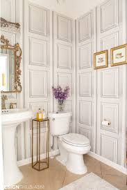 Powder Room Designs Powder Room Ideas Elegant Powder Room Makeover On A Budget