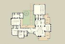 l shaped house plans 2 story best of u shaped house with courtyard beautiful image u