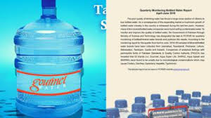 These Five Top Water Brands Declared Unsafe For Drinking