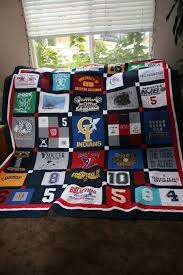 Sports Jersey Tshirt Quilt made from your shirts deposit & Sports Jersey Tshirt Quilt made from your shirts - deposit Adamdwight.com