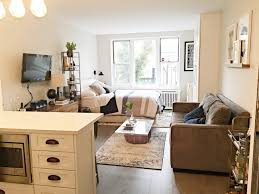 studio apartment furniture. Here\u0027s How One Couple Made The Most Of Their Small Space. - Apartment Makeover More Studio Furniture L