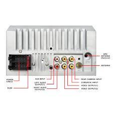 7010b radio wiring 7010b image wiring diagram 7 034 double 2din car mp5 player bluetooth in dash touch screen on 7010b radio wiring