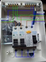 garage consumer unit wiring diagram garage image rcd mcb wiring diagram wiring diagram and hernes on garage consumer unit wiring diagram
