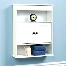 White Storage Cabinet For Bathroom Bathroom Storage Wall Cabinet