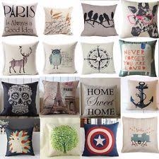 decorative throw pillows for couch.  Throw Hot Vintage Home Decor Cotton Linen Pillow Case Sofa Waist Throw Cushion  Cover On Decorative Pillows For Couch I