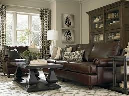 dark brown couch with pillows google search