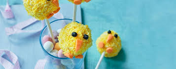 Chick Cake Pops Asda Good Living