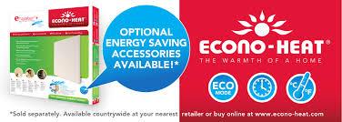 optional energy saving accessories