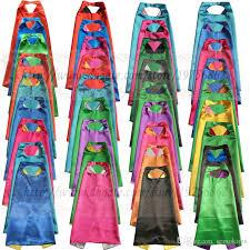 Plain kids capes