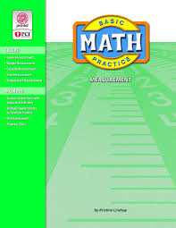 Pci Educational Publishing Basic Math Practice Measurement