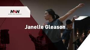 Reckoner - Radiohead | Janelle Gleason Choreography | Monday Night ...