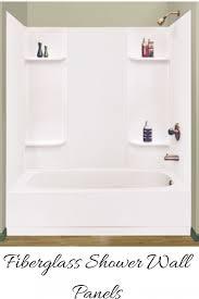 fiberglass bathtub wall panels ideas
