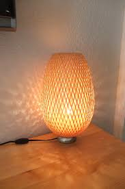 The Boja Table Lamp Adds A Nice Glow To The Room In The Evening And
