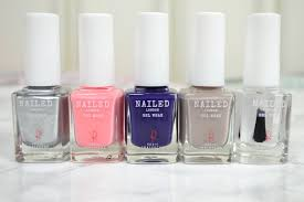 Nailed London Nail Polish Collection Sprinkles of Style