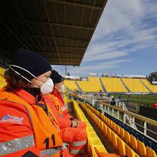Serie A: Spiel zwischen Parma Calcio und SPAL Ferrara gestoppt