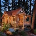 Фото самых красивых дачных домов