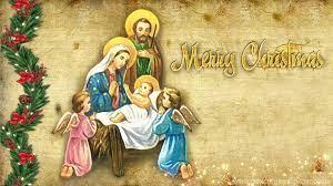 Christmas Jesus Wallpapers (66+ ...