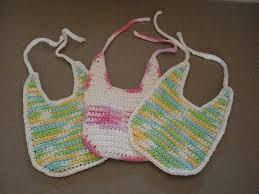Crochet Baby Bib Pattern