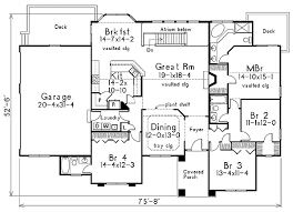 house plans with mother in law suite. Exellent House Floridian Architecture With MotherInLaw Suite  5717HA Floor Plan Main  Level For House Plans With Mother In Law S