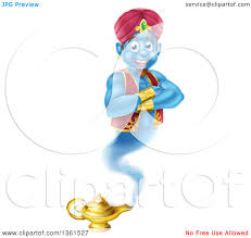 Aladdin Genie Clipart At Getdrawingscom Free For Personal Use