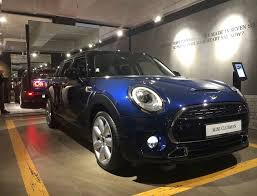 new car releases 2016 singaporeNew Mini Clubman launched in Singapore
