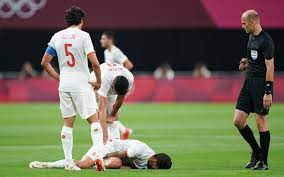 Spain star Dani Ceballos suffers Olympic injury blow - Football Espana