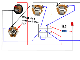 view topic building pedals now the point where the red wire was going from the input jack to the dc socket on the other diagrams is the input jack ground so the black wire going from