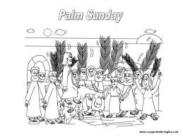 Colorear Ingl Pascua Semana Santa Coloring Pages Easter 498318