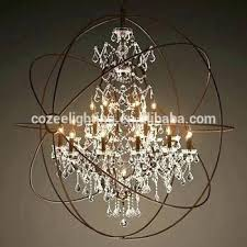 large hanging parrot cage post style chandeliers medium size of birdcage north big orb industrial