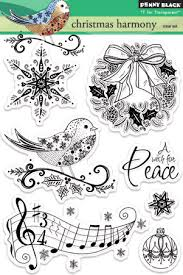 Image result for penny black 30-194 christmas harmony
