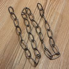 1m heavy duty chain for vintage chandelier hanging