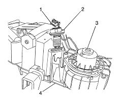 2006 chevy colorado blower motor resistor wiring diagram clipart