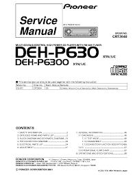 pioneer deh 1050e wiring diagram Pioneer Deh 1000 Wiring Diagram pioneer 1000 wiring diagram 2016 honda pioneer 1000 wiring Pioneer Deh 1500 Wiring Diagram