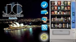 Independent Vending Machine Operators Association Custom JC Vending Systems Australia Sydney's No 48 Drink Vending And Snack