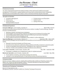 Best Ideas of Sample Resume Warehouse Skills List With Additional Format