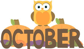 Image result for october free clip art