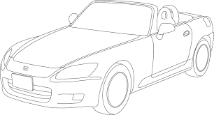 28 collection of car vector drawing high quality free cliparts