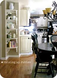Kitchen Corner Shelves Decorative Kitchen Shelves Charming Decorative Storage Bins For