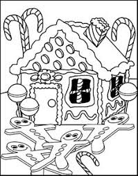 Small Picture Christmas Coloring Pages Gingerbread Coloring Coloring Pages