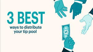 Restaurant Tipping Guide Chart 3 Best Ways To Distribute Your Tip Pool
