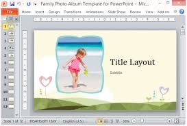 powerpoint photo albums photo album